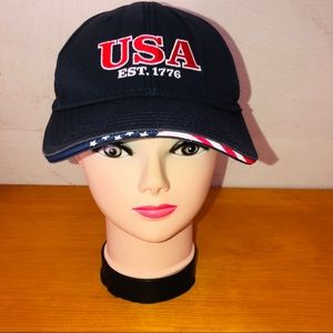USA Est. 1776 adjustable hat